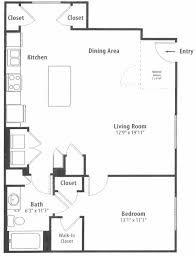 The Parc Condo Floor Plan by The Parc At East 51st Apartments For Rent Apartment Locator