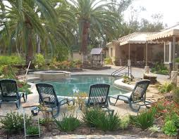 Tropical Backyard Designs Backyard Tropical Backyard Pool Designs The Cool Amenity For The