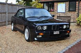 bmw e30 m3 used 1998 bmw e30 m3 86 92 for sale in east sussex pistonheads