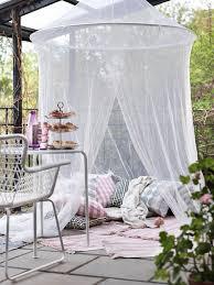 Pergola Mosquito Net by