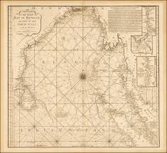 Bay Of Bengal Map A New Chart Of The Gulf Or Bay Of Bengal With Part Of The Indian