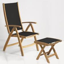 Ikea Teak Patio Furniture by Inspiring Reclining Outdoor Chair With Footrest 56 On Ikea Desk