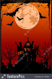 halloween backgrounds clipart halloween halloween haunted house stock illustration i2671582
