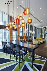 modern pendant lighting for dining room agreeable interior