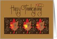 che nota thanksgiving cards for a wonderful fall 2014
