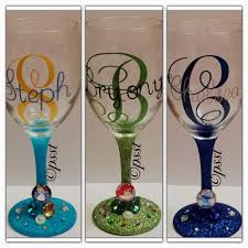wine glass sayings svg disney u0026 other character themed glitter wine glass personalised