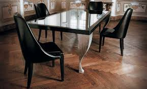 ebay dining room tables mirror commendable mirrored dining room table set extraordinary