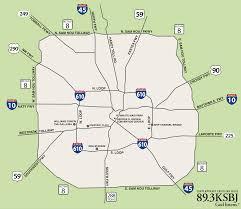 traffic map houston ksbj traffic with bill ingram