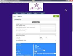 Party Planning Spreadsheet Event Planner Online Planning System Available 24 7 From All
