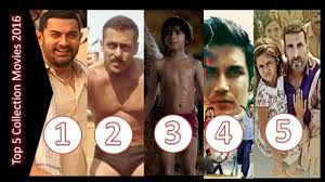 new film box office collection 2016 top 5 bollywood highest grossing box office collection movies 2016
