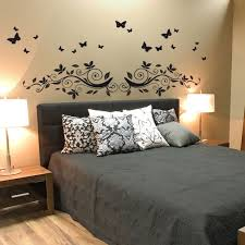 stickers chambre parentale stickers tête de lit encadrement de lit stickers pour chambre