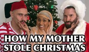 how my mother stole christmas ft seth rogen u0026 james franco youtube