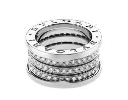 bvlgari rings images Bvlgari bulgari inspired women 39 s parentesi 14k white gold ring png