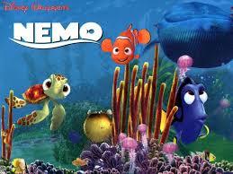 disney finding nemo cartoons