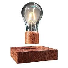 desk l light bulbs vgazer magnetic levitating floating wireless led light bulb desk