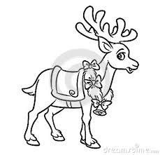 christmas coloring pages reindeer christmas coloring pages