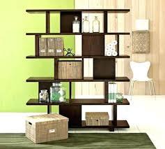 room dividing bookcase s s bed room divider bookcase uk