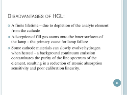 hollow cathode l in atomic absorption spectroscopy atomic absorption spectrophotometer