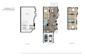 floorplans the villas at cotton ranch vail valleys newest