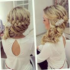 coiffure pour mariage invit coiffure invite mariage les tendances mode du automne hiver 2017