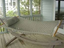 have a screened porch with a hammock i just need that porch now