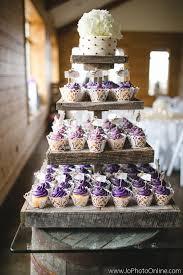 25 amazing rustic wedding cupcakes u0026 stands wedding cupcake