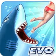 download game hungry shark evolution mod apk versi terbaru download hungry shark evolution mod coins gems 5 8 0 for android