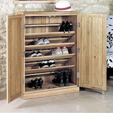 Shoe Cabinet Large Oak Shoe Storage Cupboard Mobel Shoe Cupboards Shoe