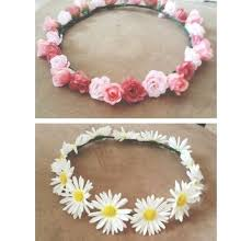 flower headbands diy diy flower headbands the influenceher collective