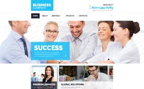free templates for business websites free business responsive template website template 55227