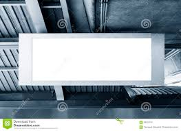 light boxes for photography display blank billboard banner light box template display in station stock