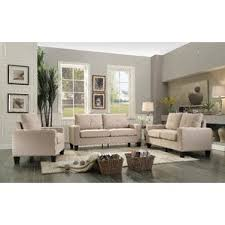 Living Room Set With Sofa Bed White Living Room Sets You U0027ll Love Wayfair