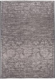 teppich k che teppich k che viereckig k chenteppiche muster ornamente in grau