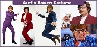 Austin Powers Halloween Costumes Austin Powers Costume Diy Guide Cosplay Savvy
