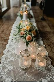 24 wide table runners 94 best wedding table settings vintage images on pinterest wedding
