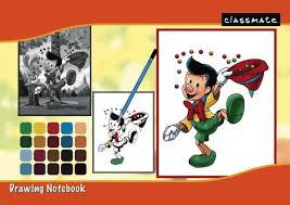classmate book online shopping india classmate drawing book unruled pack of 6