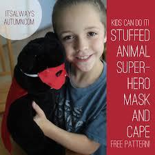 sew stuffed animal jammies free pattern u0027s autumn