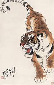 crawling tiger tattoo tiger tattoo design by u2026 pinteres u2026