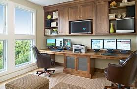 Design Your Home Office Mesmerizing Interior Design Ideas - Designing your home office