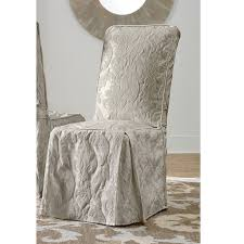 easy chair covers dining room chair covers of linen