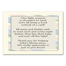 books instead of cards for baby shower poem awesome baby shower invitation book instead of card baby shower