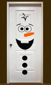 snowman door decorations snowman door decor snowman door snowman and doors