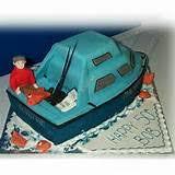 fishing boat cake ideas 20415 fishing boat cake on the rou