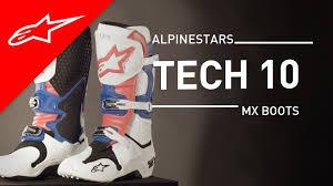 garnier motocross boots alpinestars mx tech 10 saapas karkkainen com verkkokauppa