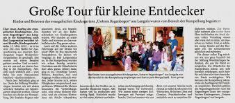 Bad Langensalza Rumpelburg Stiftung Westthueringen