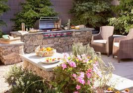 amenagement coin cuisine aménager une cuisine d été dans le jardin