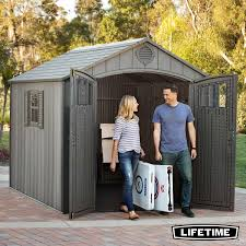 10 X 6 Shed Homebase by Sheds Costco Uk
