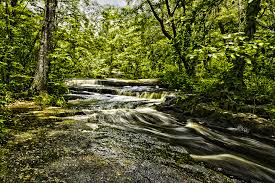 Rhode Island Waterfalls images The beauty of stepping stone falls jpg