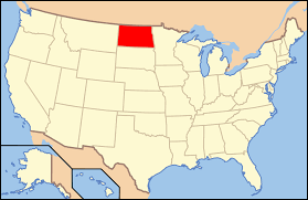 Map Of Fargo Lgbt Rights In North Dakota Wikipedia
