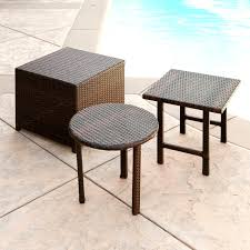 small patio side table outstanding side table accent tables hayneedle patio accent tables